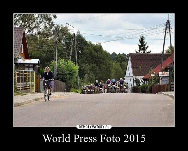 World Press Foto 2015 –