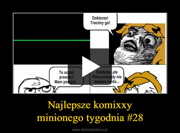 Najlepsze komixxyminionego tygodnia #28 –